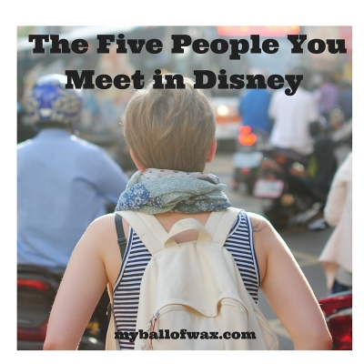 The Five People You Meet in Disney