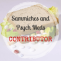sammiches and psych meds badge