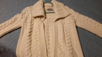 Aran Island Sweater