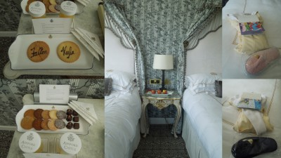 Ashford Castle room treats