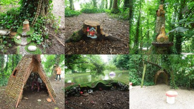 Bunratty Fairy Garden