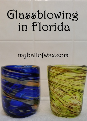 Glassblowing in Florida