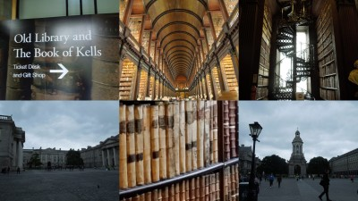 Trinity College Book of Kells